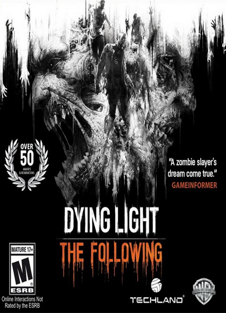 Dying Light: The Following Enhanced Edition complete saved game 100% unlocker