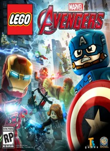 LEGO MARVEL's Avengers save game 100%